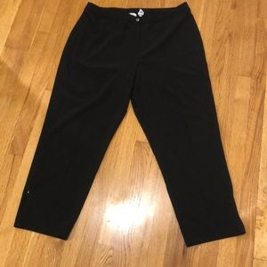 Zenergy by Chico Black lightweight Pants